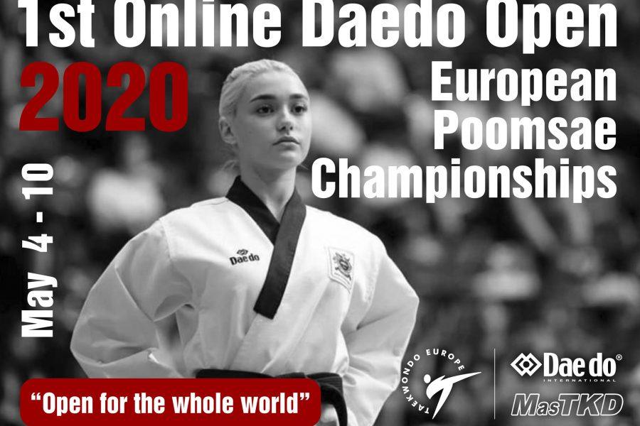 open europa taekwondo poomsae