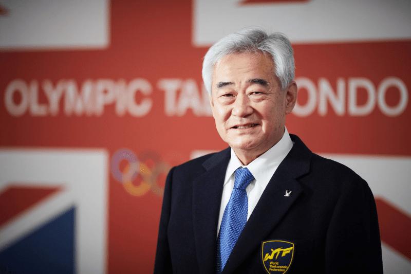 Chung Won Choue presidente de la wtf