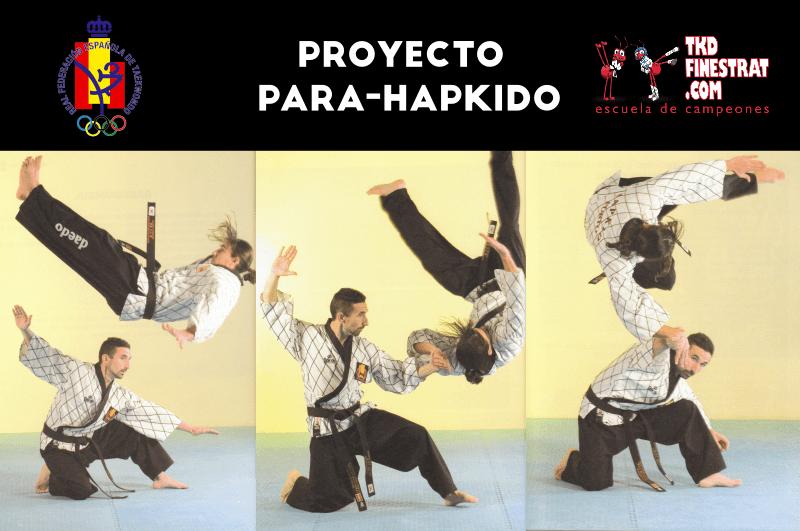 portada proyecto parahapkido